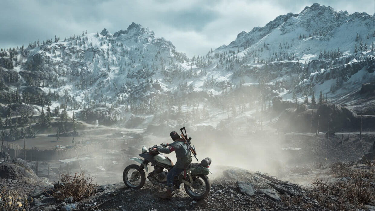 Days Gone cover game download