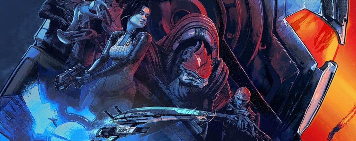 Mass Effect Legendary Edition cover game download