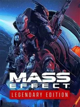 Mass Effect Legendary Edition crack