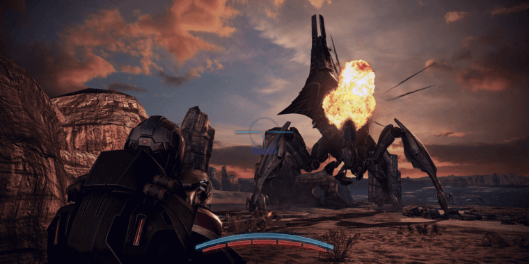 Mass Effect Legendary Edition download free gameplay