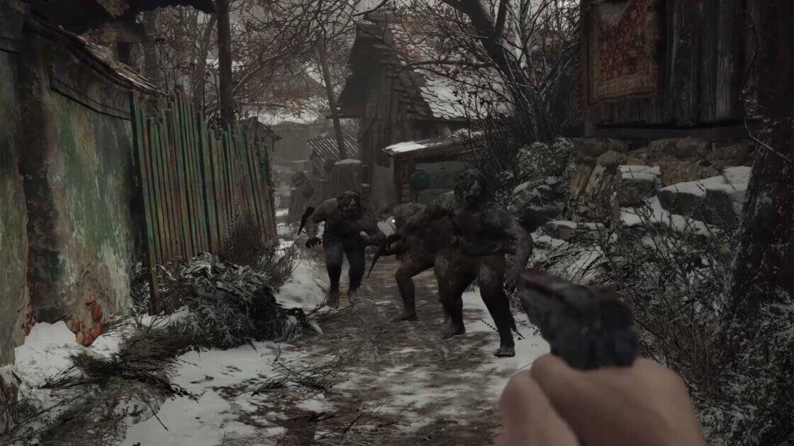 free download Resident Evil Village