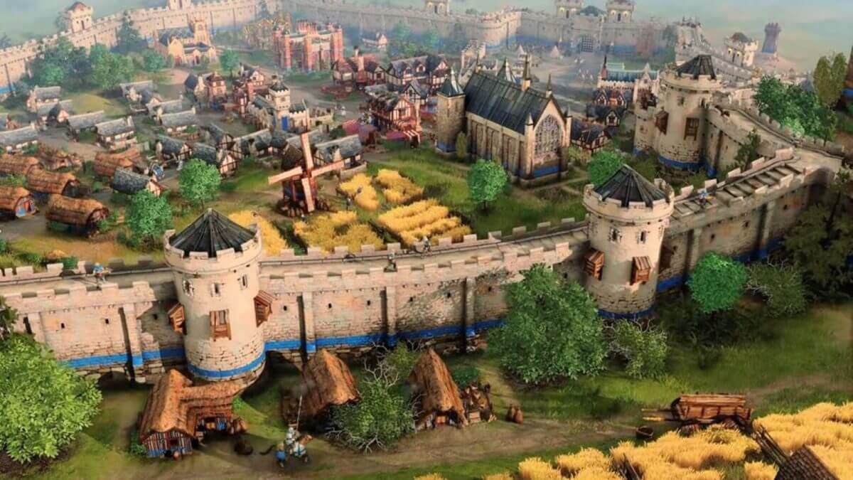 Age of Empires IV cover game download