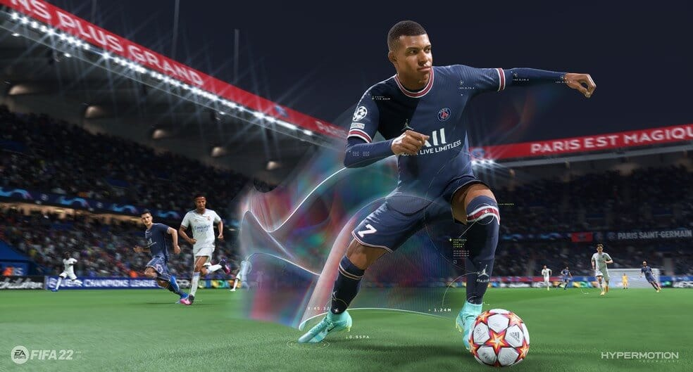 FIFA 22 cover game download