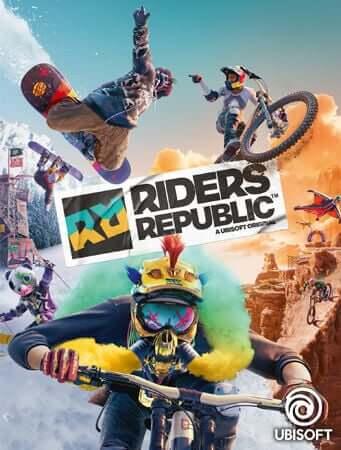 Riders Republic crack
